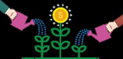 immagine di investimento sito web