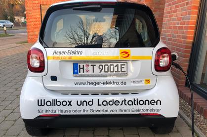 Heger-Elektro ist Ihr Partner für Elektromobilität.