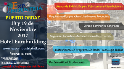 Expo Industria Internacional - 2017