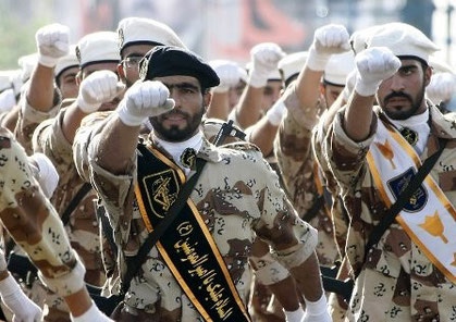 Pasdaran - Den islamske revolutions vogtere