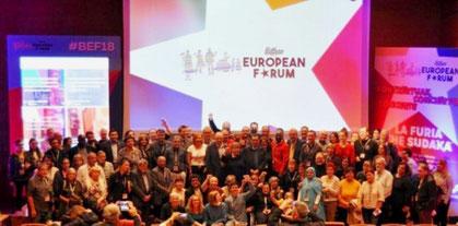 European Forum, Bilbao 2018