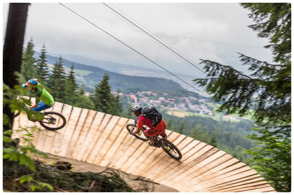 Alle Infos zum Bosch Uphill Flow Trail