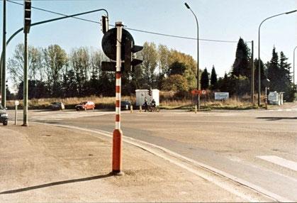 Emplacement hotel des Quatre-Bras (Novembre1999)