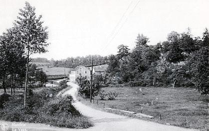 La Vaux les roches noires 1931