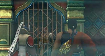 Braska, Auron und Jekkt treffen aufeinander - die Reise beginnt