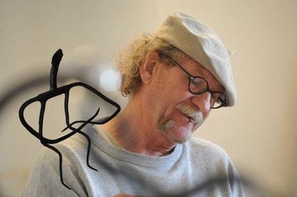 Fiirobed mit Rolf dem Klaus