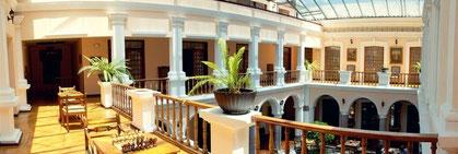 Landestypische Hotels in Ecuador bei ECUADORline