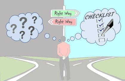 Entscheidungswege