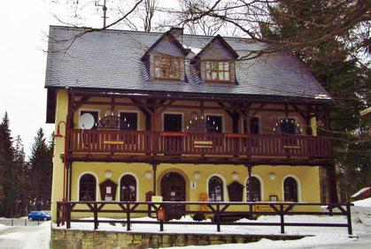 Das Berghaus Januar 2015