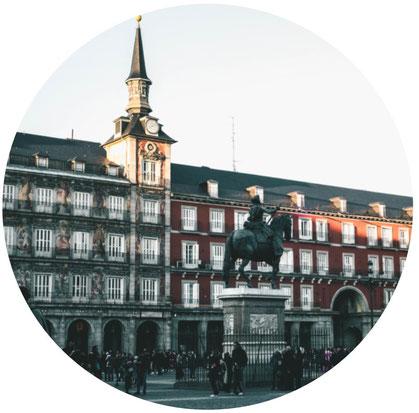 Madrid à vélo
