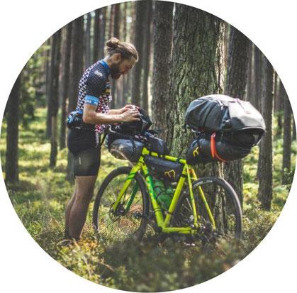 bikepacking velo