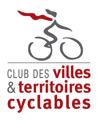 logo club des villes et territoires cyclables