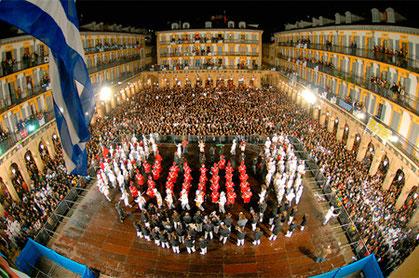 Fiestas en San Sebastián - Donostia Tamborrada