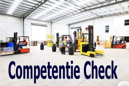 EVC competentie check