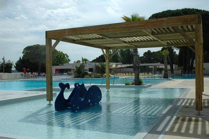 Pergolas piscine