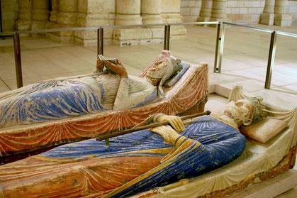 ©Traudi***Heinrich II. und Eleonore von Aquitanien