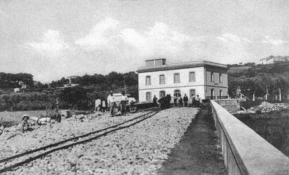 La stazione di Antignano