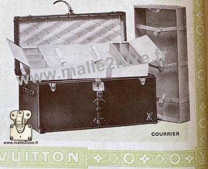 Page 16 - Louis Vuitton 1914 Catalog - Men's trunk