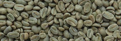 Rohkaffee Sidamo Äthiopien