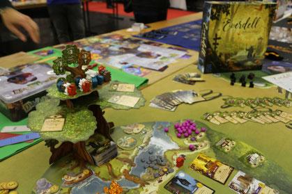 Unser Eindruck zu Everdell von Starling Games
