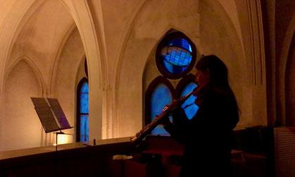 Kristina Mohr Kirche der Stille