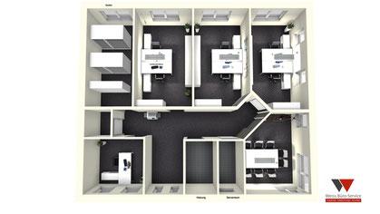 Professionelle 3d Büroplanung Für Ihre Büroeinrichtung Weiss Büro