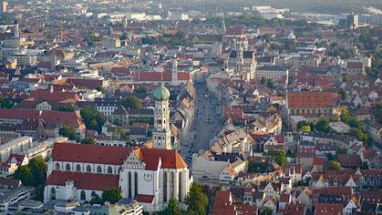 Immobilienfinanzierung Augsburg und Umgebung
