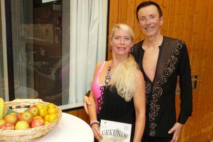 Marc Watgen und Vera Prediger, Sen. II B Latein