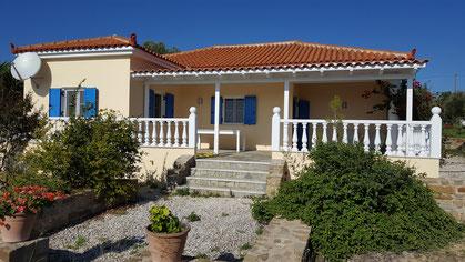Ferienhaus Griechenland Peloppones