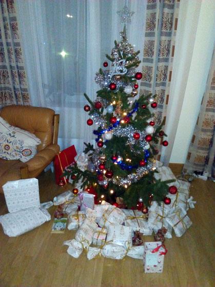 Weihnachten im Studentinnenwohnheim