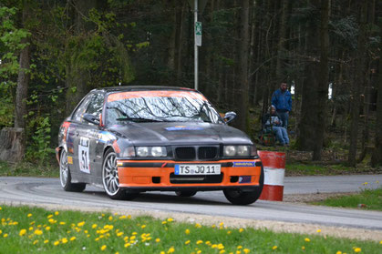 BMW E36 Coupe 320i Rallye by Racers Performance