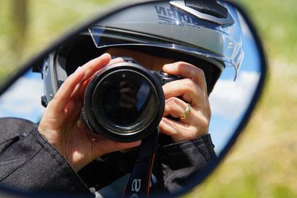 Moto- & Fototour in der näheren Umgebung