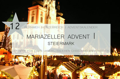 Advent in Mariazell, Attraktionen, Mariazeller Land, Christkindlmarkt in Mariazell