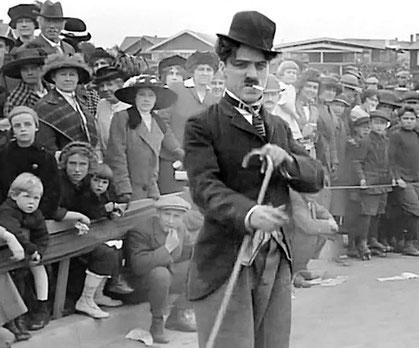 KID AUTO RACES AT VENICE , 1914