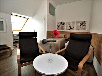 obere Etage Ferienwohnung Cuxhaven Duhnen 3.28 nach Umbau