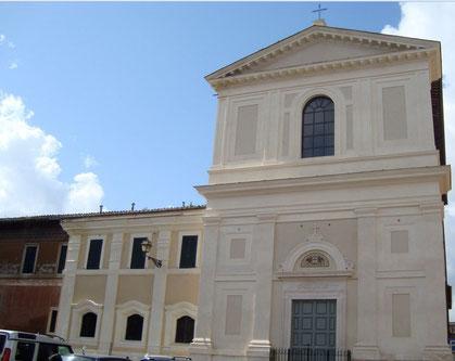 la Chiesa di San Giovanni Battista dei Genovesi