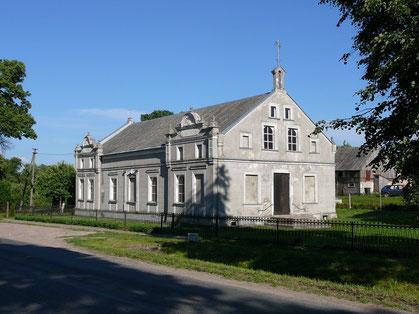 Früher Eppstein - heute Kath. Kirche