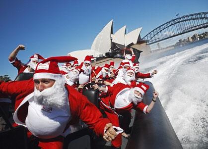 navidad - vivir en australia - emigrar a australia