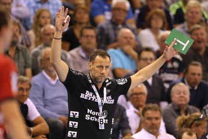 Cheftrainer Maik Machulla verlängert vorzeitig seinen bis ursprünglich Ende Juni 2020 - Foto: CB