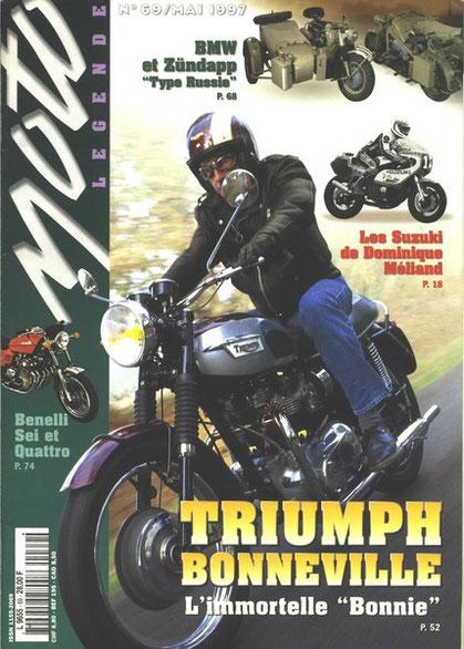 Moto Legende 1997