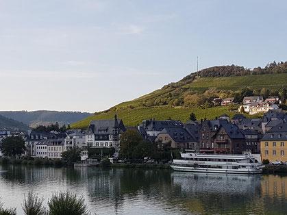 Traben-Trarbach an der Mosel Bild: My own Travel