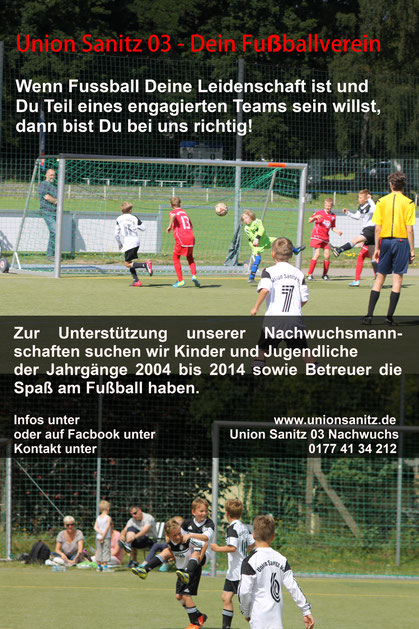 Spielstätte Sanitz - Walter-Schütt-Sportanlage