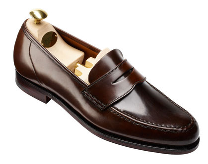 Foto: Crockett & Jones HARVARD in Dark Brown Shell Cordovan