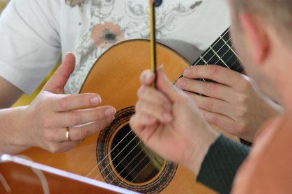 Gitarrenfestival Rotenburger Gitarrenwoche 2019 Meisterkurs