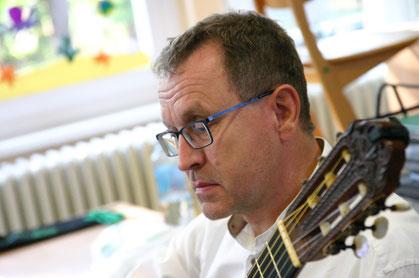 Dirk Lemmermann Gitarrenfestival Rotenburger Gitarrenwoche 2019