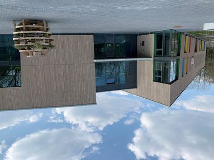 Kinderhaus Purzelbaum Baustelle 2019