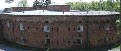 Fort bei Olmütz