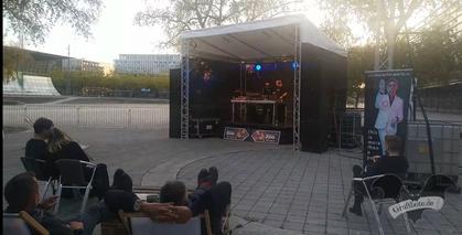 Black Summer Lounge Part 3, Hannover,  12.. September 2020 / Foto: Darkiness