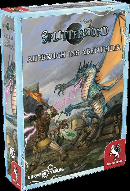 Splittermond: Einsteigerbox Neuauflage