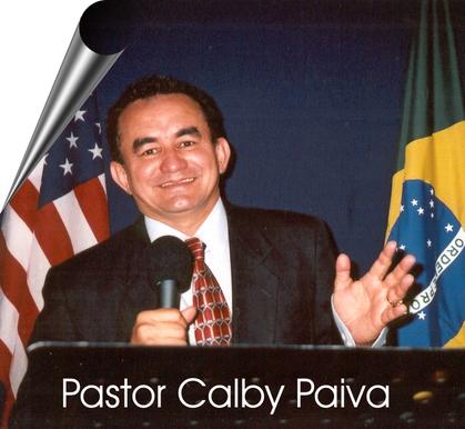 Calby Paiva, Missionário